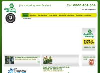 Jims Mowing's website