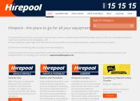 Hirepool - Wellington's website