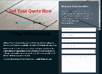 Tiling Christchurch's website