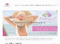 Enhanced Health NZ's website