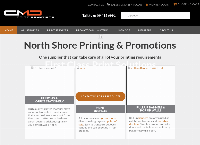 CMD Print Solutions's website