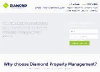Diamond Property Management's website