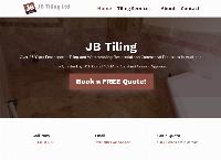 JB Tiling's website